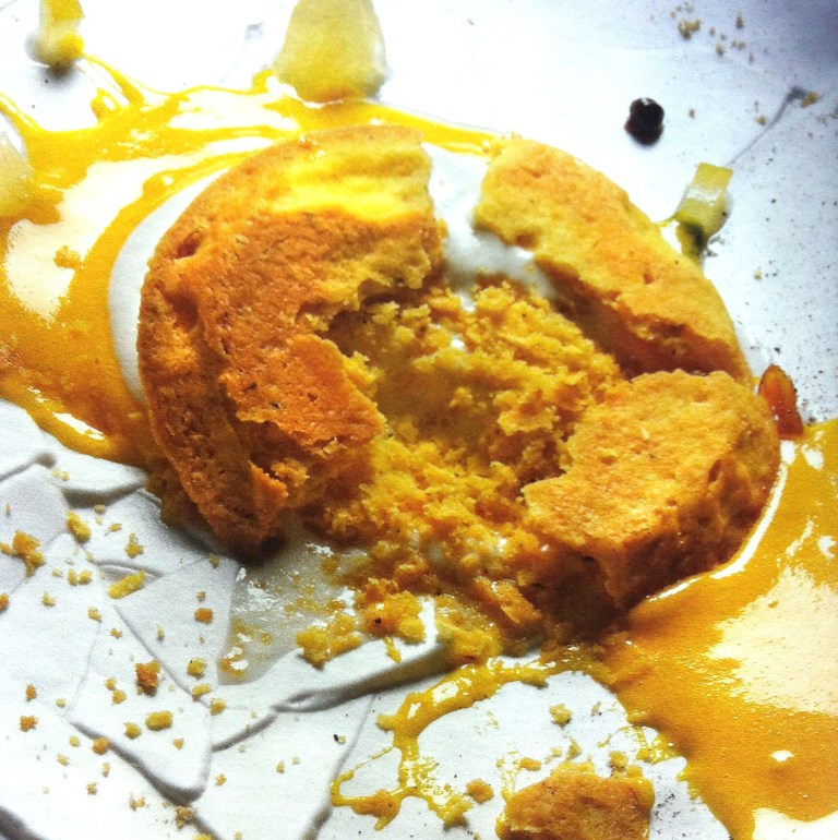 Massimo Bottura will be one of the guests. Pictured: Ops! I dropped a lemon tart
