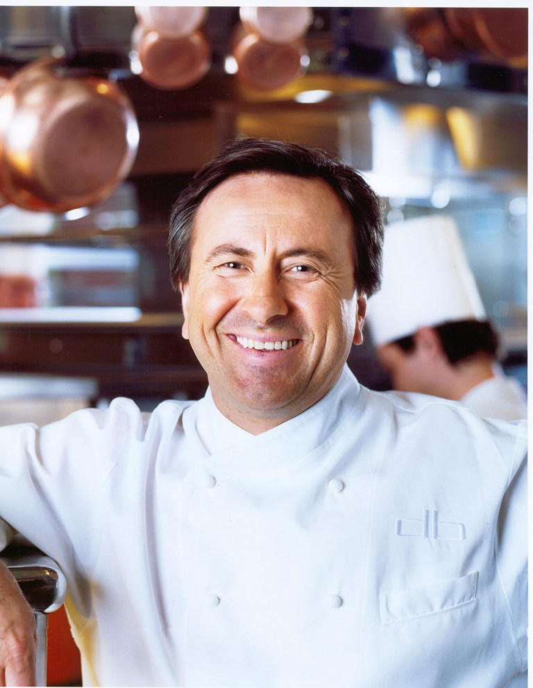 Daniel Boulud. Photo: courtesy of Mandarin Oriental