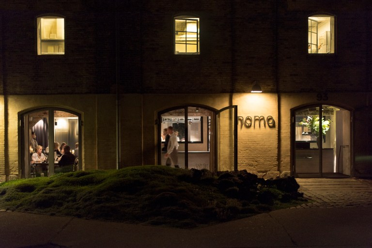 Noma at night. Photo: HdG photography