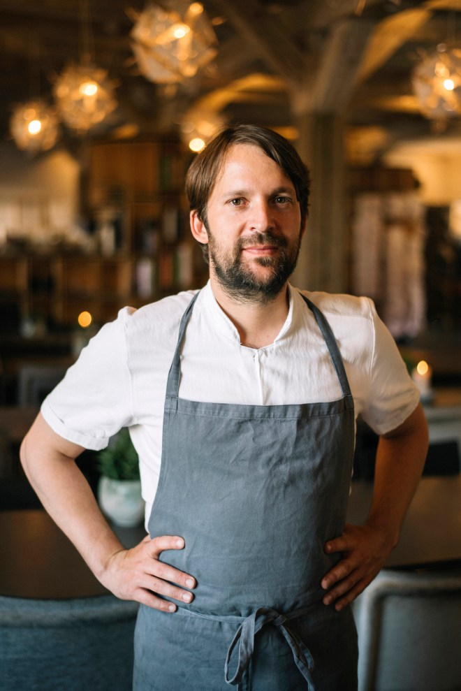Rene Redzepi. Photo: Laura Lajh Prijatelj