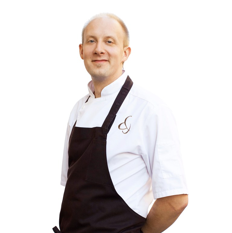 Sasu Laukkonen. Photo: courtesy of Chef & Sommelier