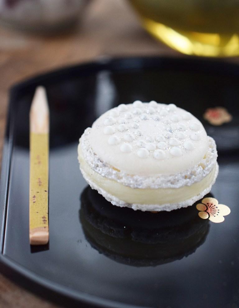 Macaron by Hideko Kawa. Photo by Hideko