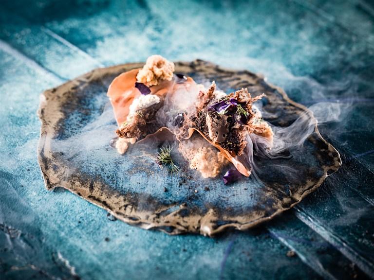 Chocolate, Blackcurrant, Caramel. Photo: G&G Goodfellows & Duncan Davis