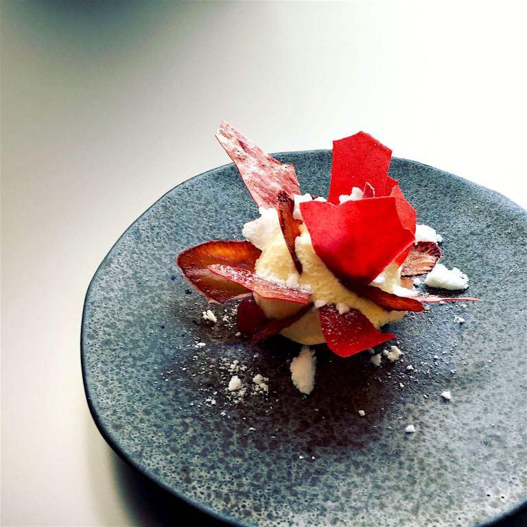 Ivan Simeoli's dish