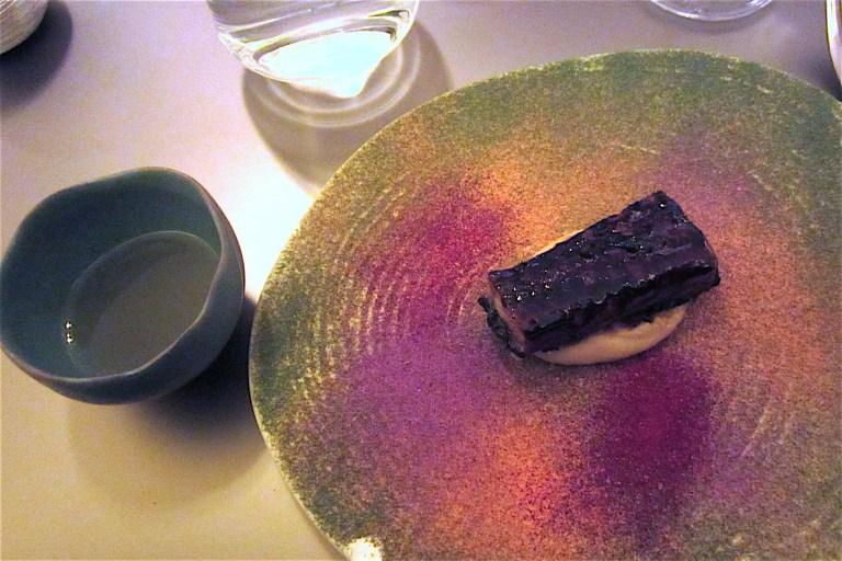 """Another eel bites the dust"", Emilia broth (by Yoji Tokuyoshi)"