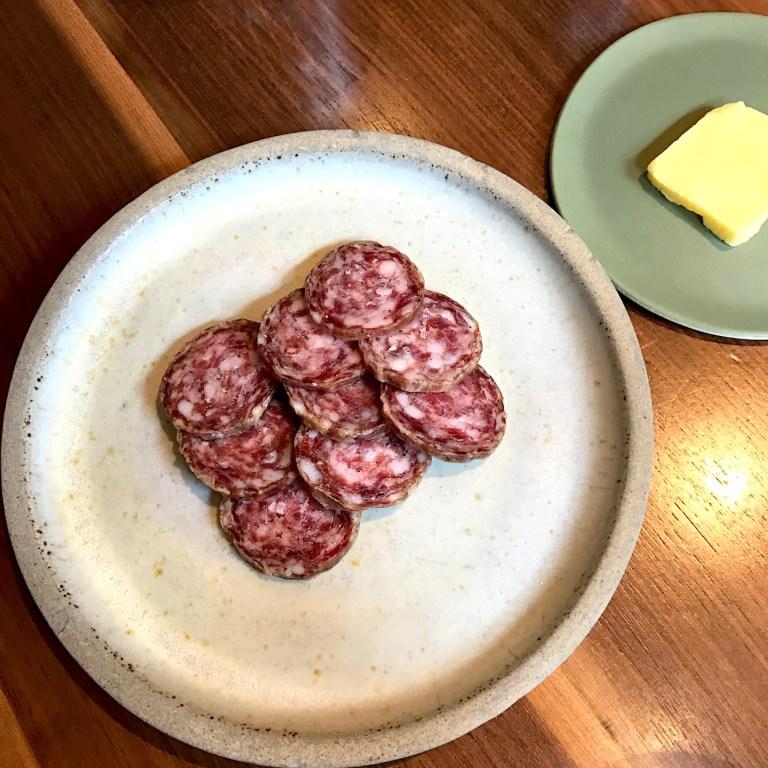 The house salami