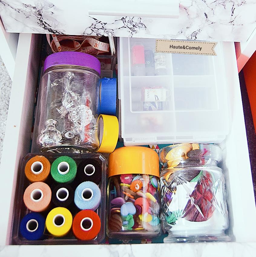 small desk organisation ideas