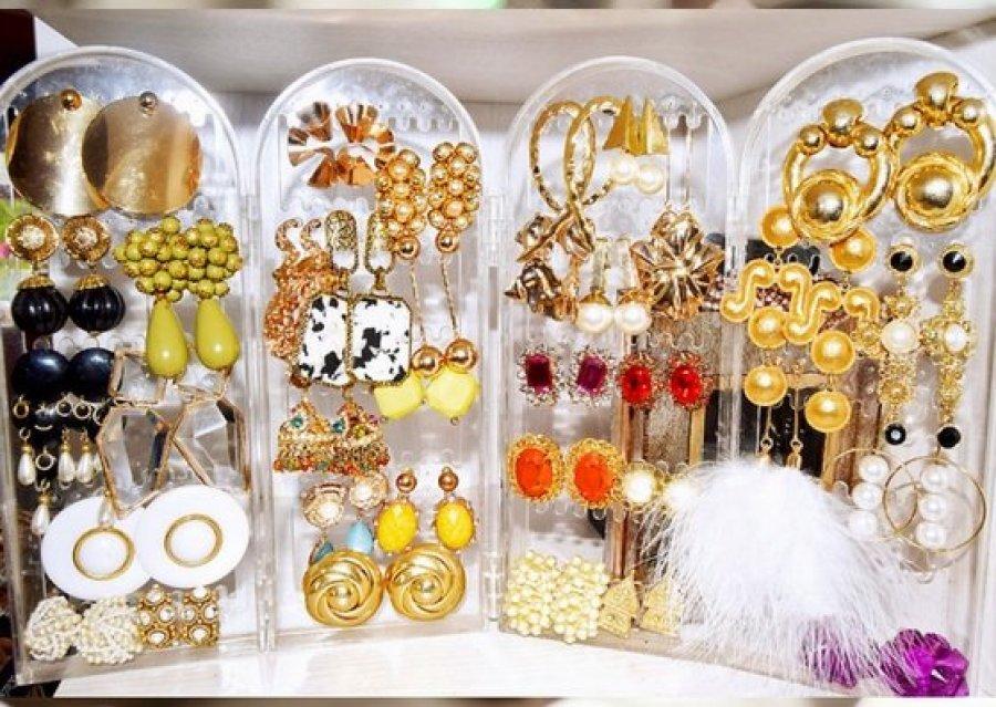 Jewellery Organisation Ideas