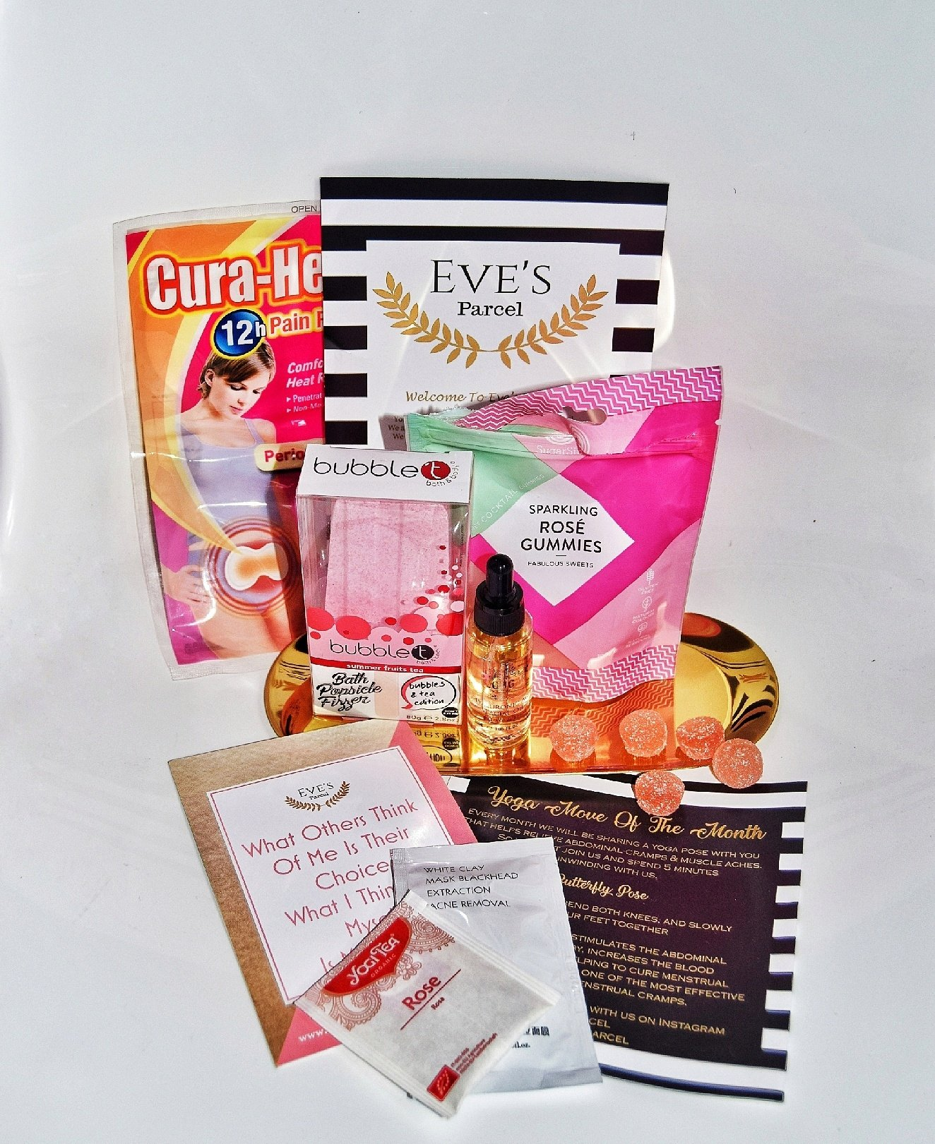 Eve's Parcel Period Subscription box