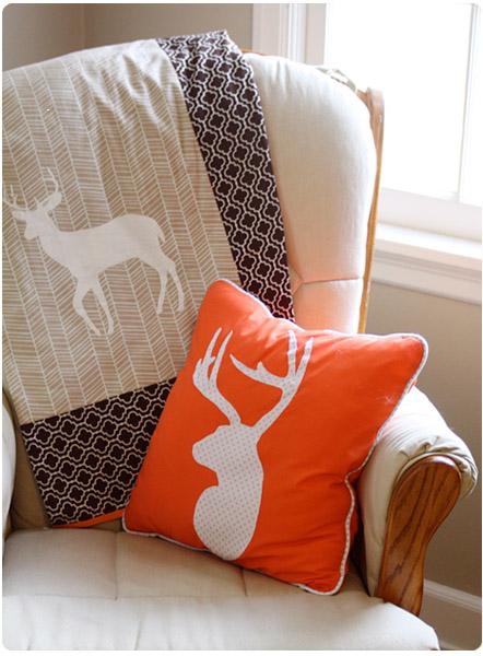 deer antler rocking chair arozzi gaming baby boy nursery