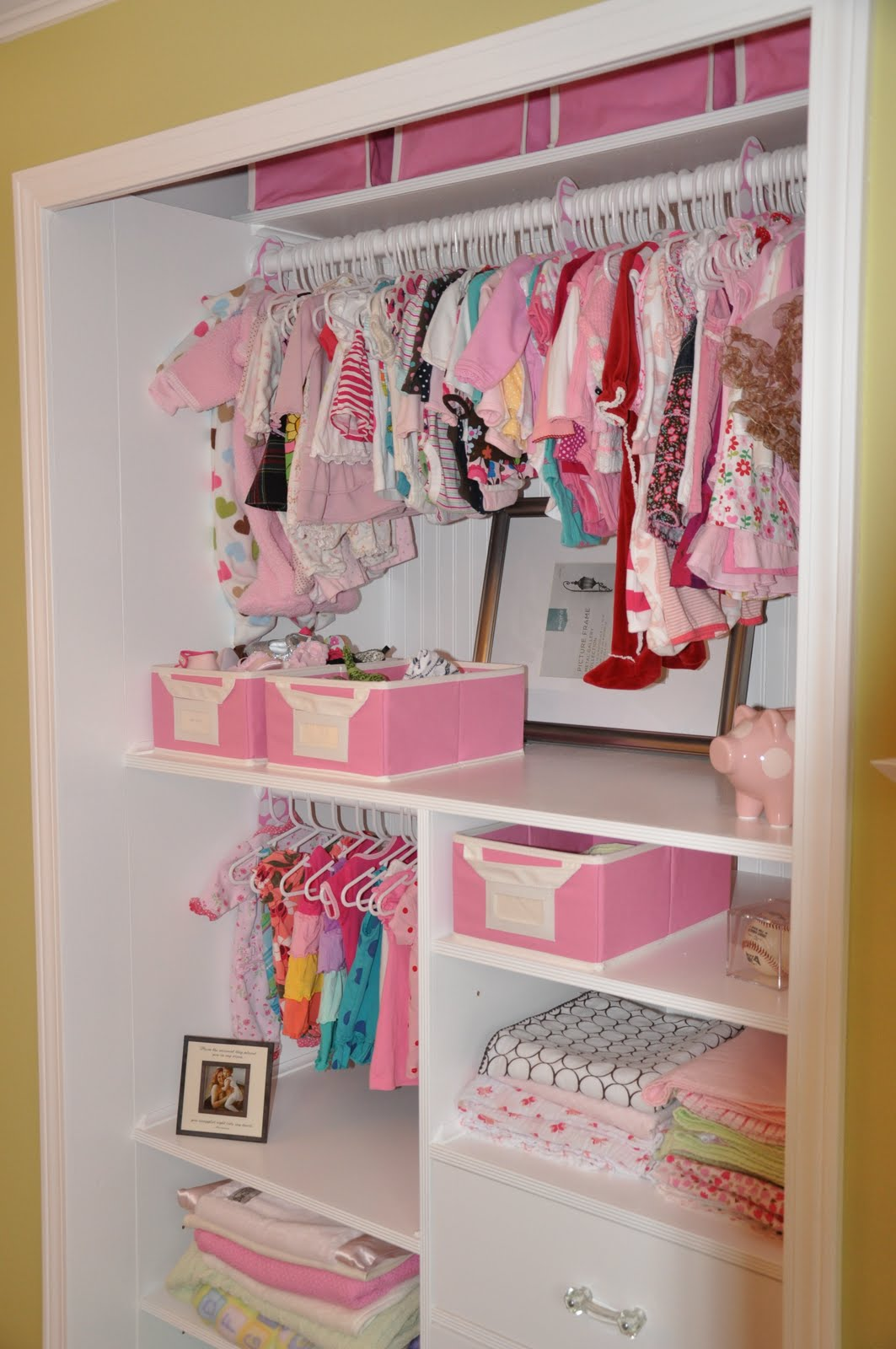 A Closet Affair A Baby Girl's Closet  A Side Of Style