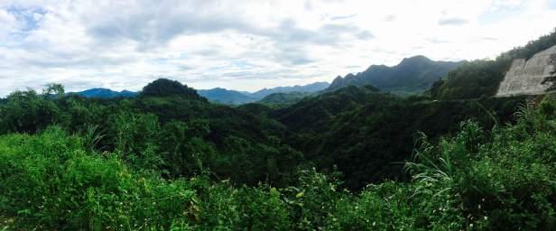 Mai Chau's lush landscape