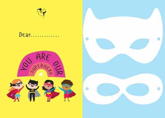 Super Hero Flexi Tights for barn