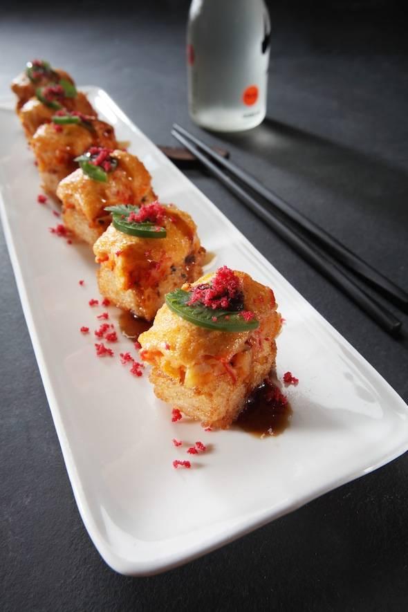 Sushi Restaurants San Francisco