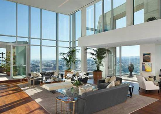 San Franciscos Most Expensive Penthouse sells for 28