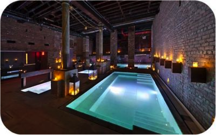 Luxury Spa AIRE Ancient Baths Opens in Tribeca  Haute Living