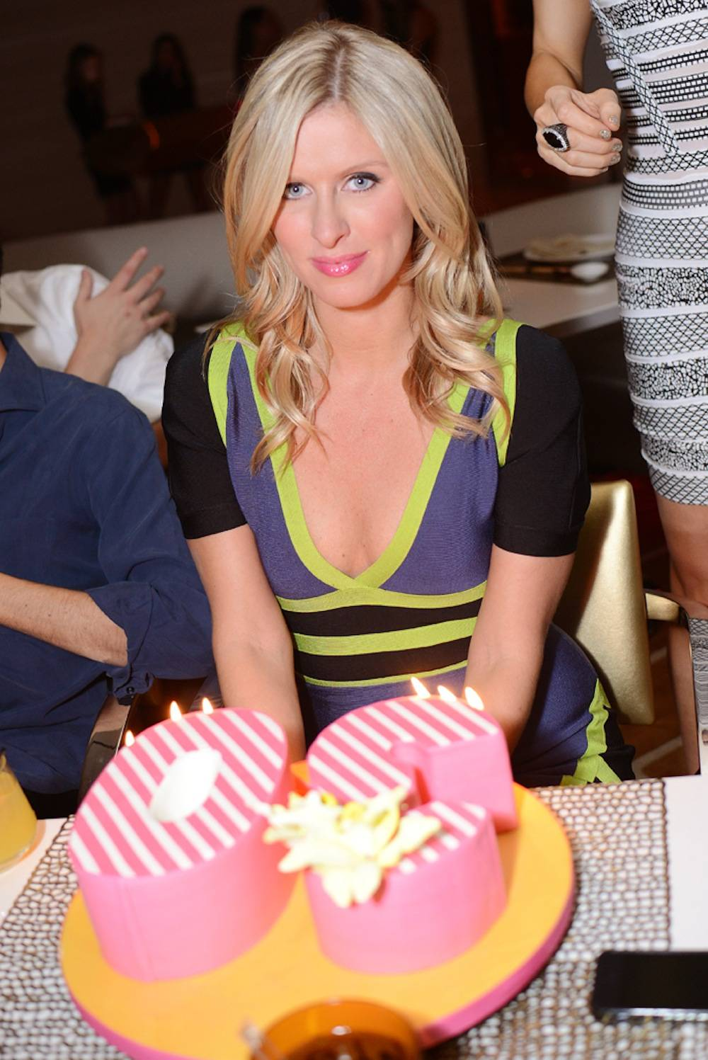 Haute Event Nicky Hilton Celebrates Her 30th Birthday At Andreas
