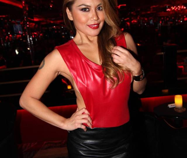 Charmane Star At Her Vip Table