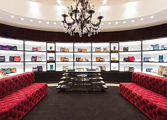D&G Accessories Store Opens Haute Living