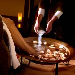 Massage Pedicure Chair Orange Metal Dining Chairs Haute Getaway Saratoga Is A South Bay Hideaway Where The