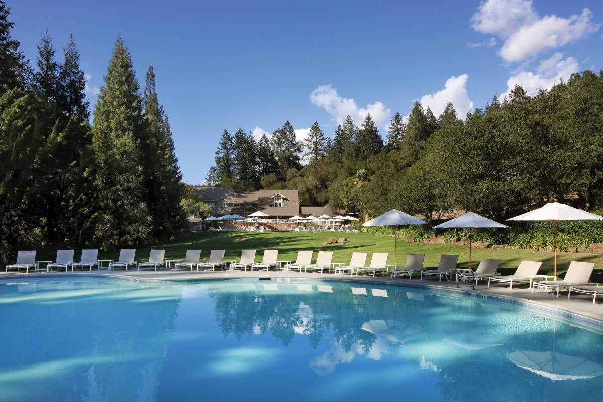 Things To Do At Meadowood Napa Valley