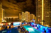 Epic Hotel Miami Rooftop Pool