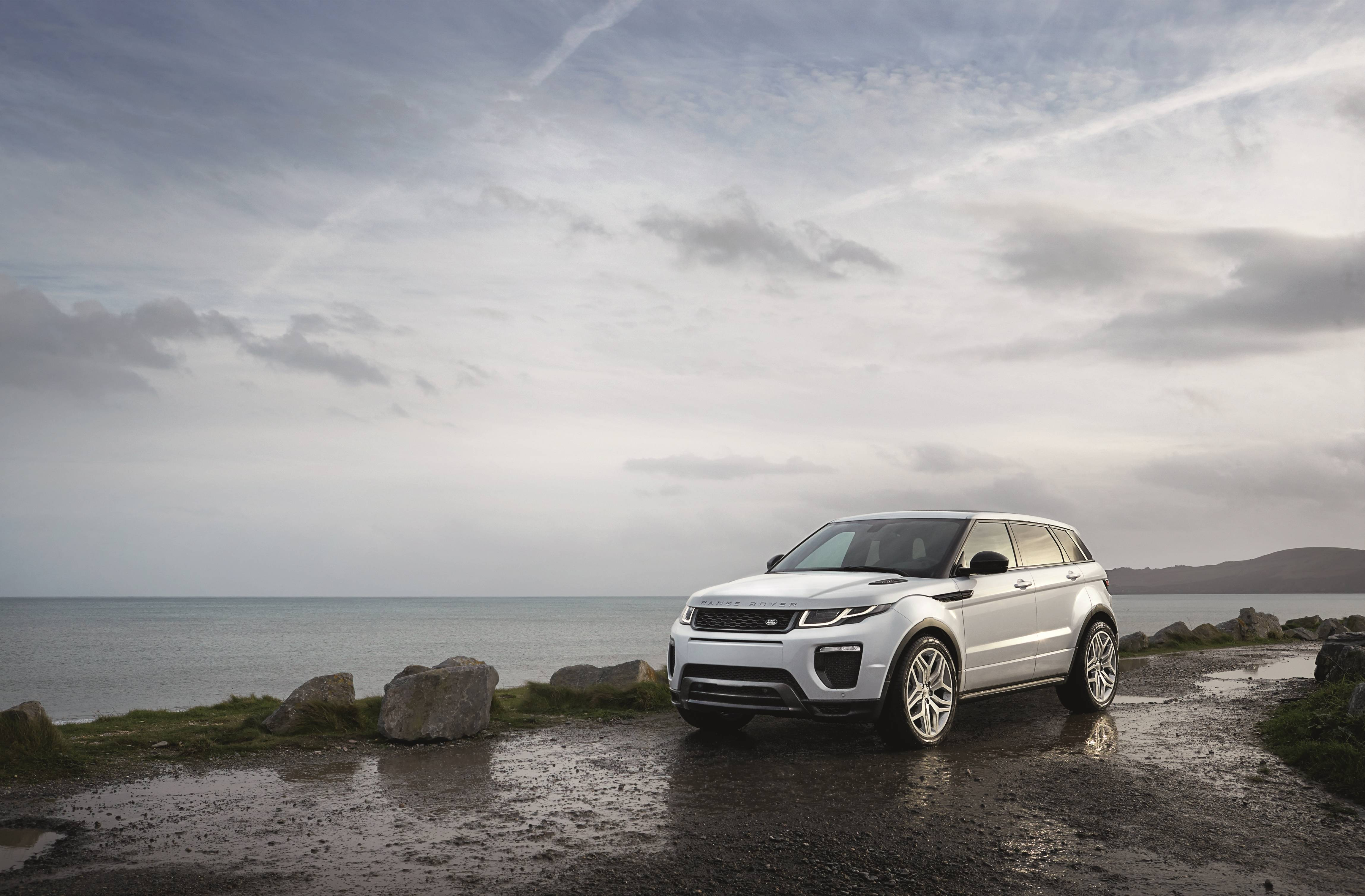 Road Tripping Just Got Better With the 2016 Range Rover Evoque