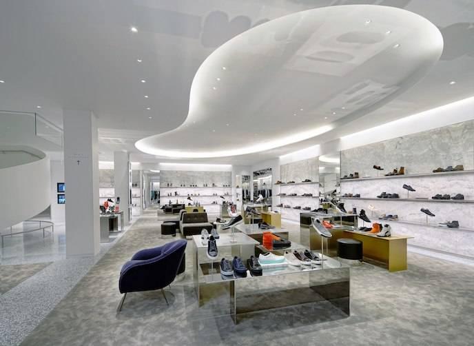 Barneys New York Opens Haute Mens Store In SF