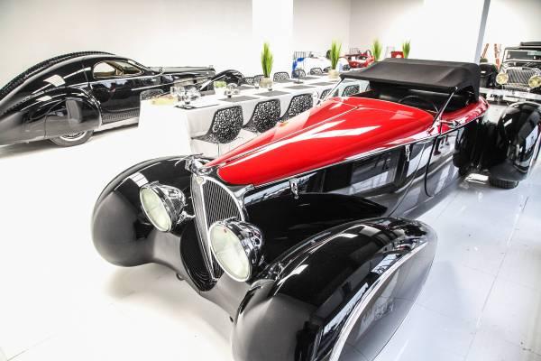 Rooms Super Car Miami