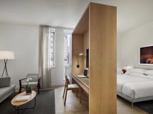 Aka Opens -residential Luxury Hotel In Nyc Downtown