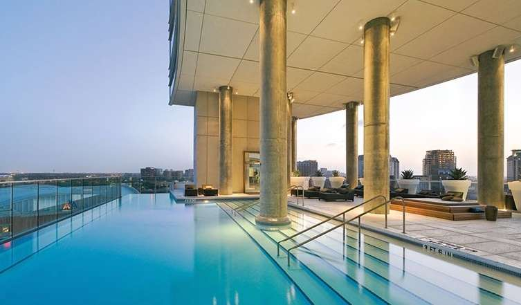 Victory Parks Palatial Penthouse in the W Hotel Residences