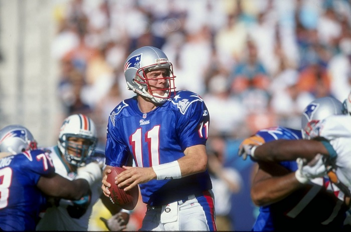 Shocking! Drew Bledsoe Wants To Have Dinner With You Wednesday Night