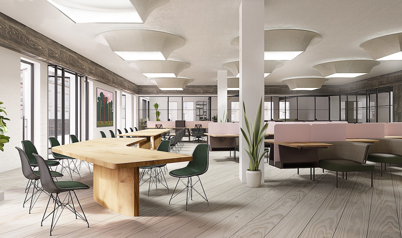 Fascinating! Chic Shared Workspace Canopy Coming To Jackson Square