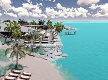 Nikki Beach Barbados Render 2