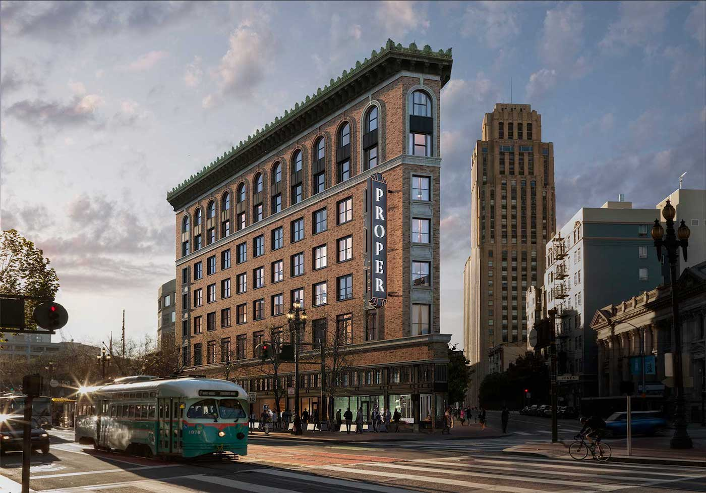 Prodigious! Stylish Proper Hotel Brings Rooftop Lounge To Market Street
