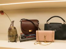 Designer handbags at the RealReal