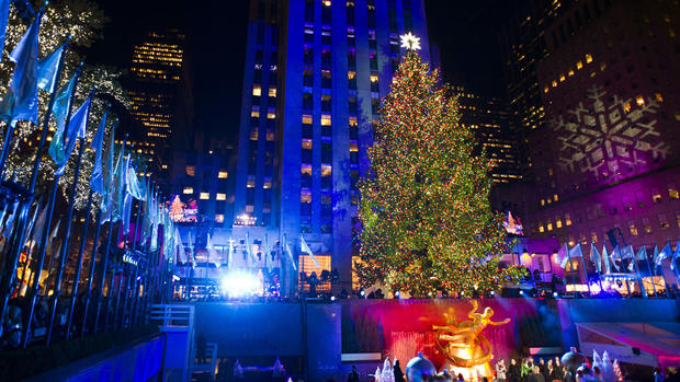 Fantastic! New York Weekend Preview: Holiday Season Starts In NYC