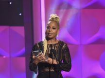 Honoree Mary J. Blige