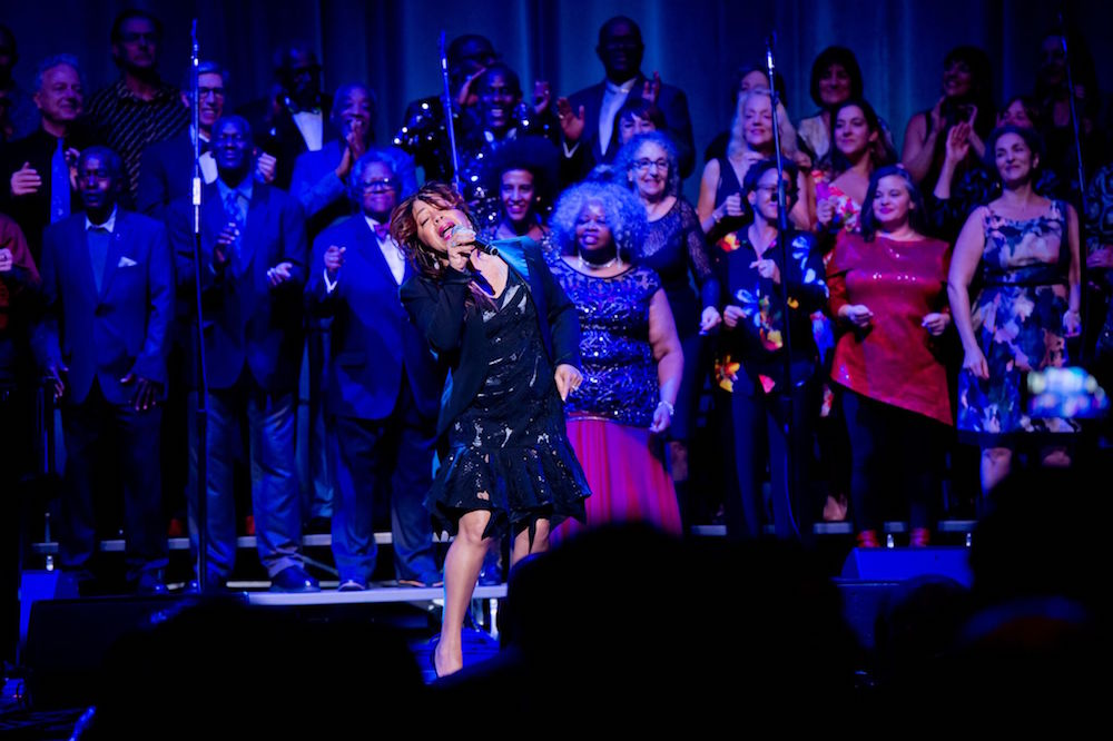 Incredible! At Glide's Holiday Jam, Love Overcomes