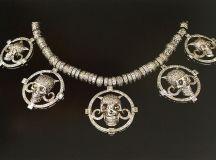 An Attilio Codognato necklace