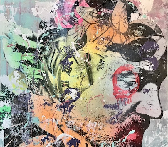Shocking! Avant Gallery Presents DAIN To Celebrate 10 Year Anniversary