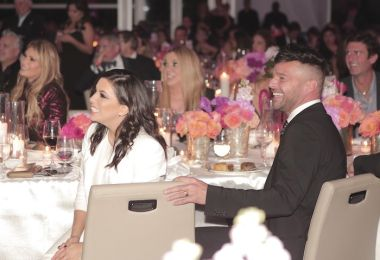 Ricky Martin And Eva Longoria Fight For Puerto Rico At The Global Gift Gala Miami