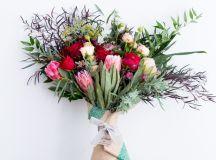 A Farmgirl Flowers arrangement