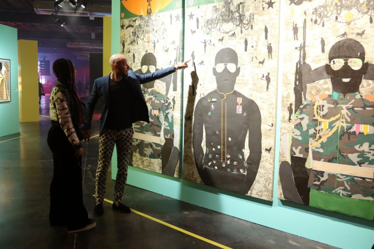 Fascinating! Swizz Beatz Kicks Off Art Basel With No Commission Miami