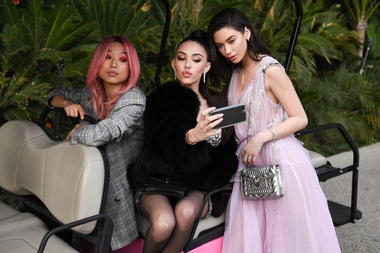 Inside The Bvlgari Omnia Pink Sapphire Perfume Launch In LA