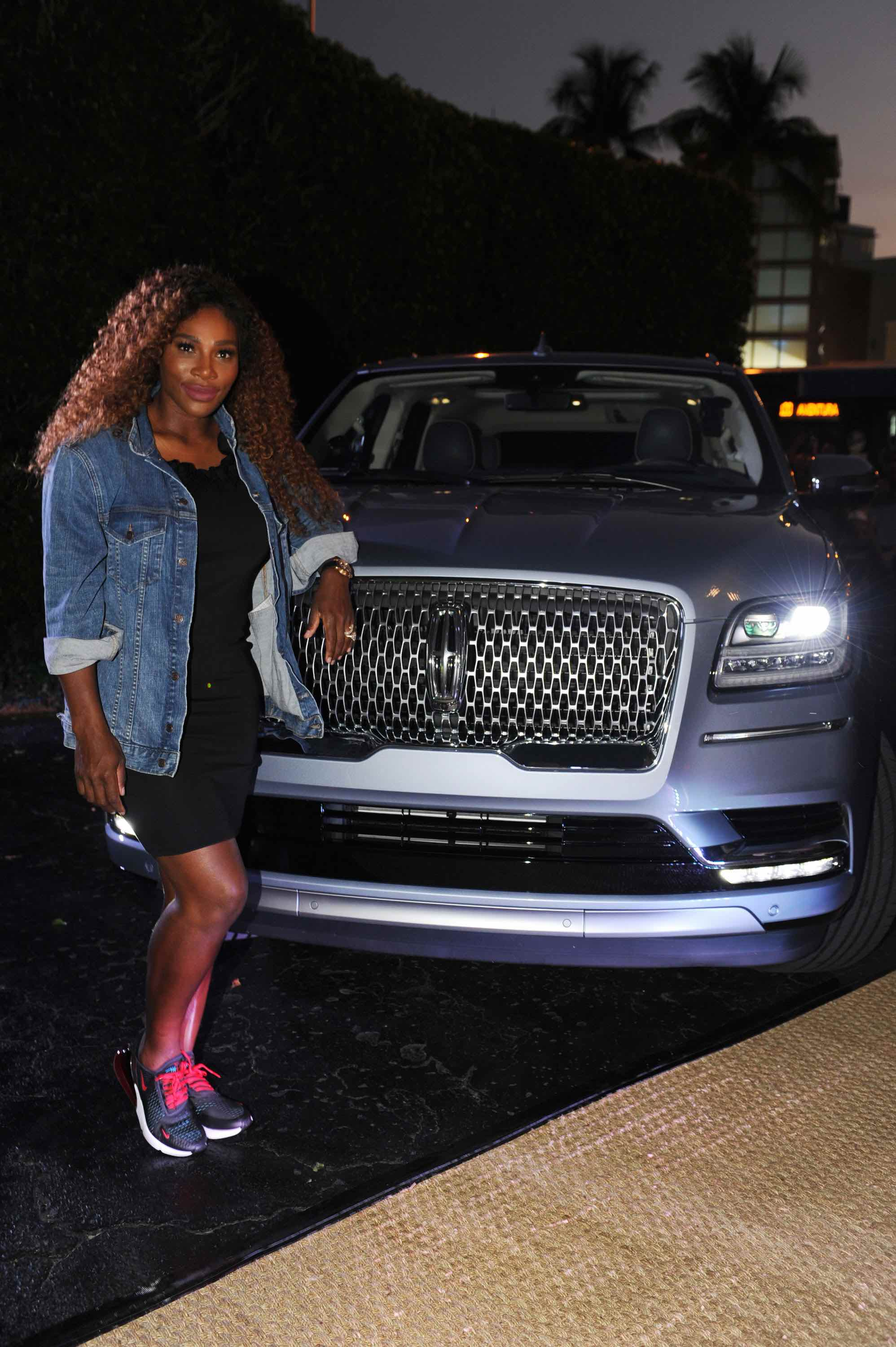 Serena Williams Celebrates Partnership With Sbe And