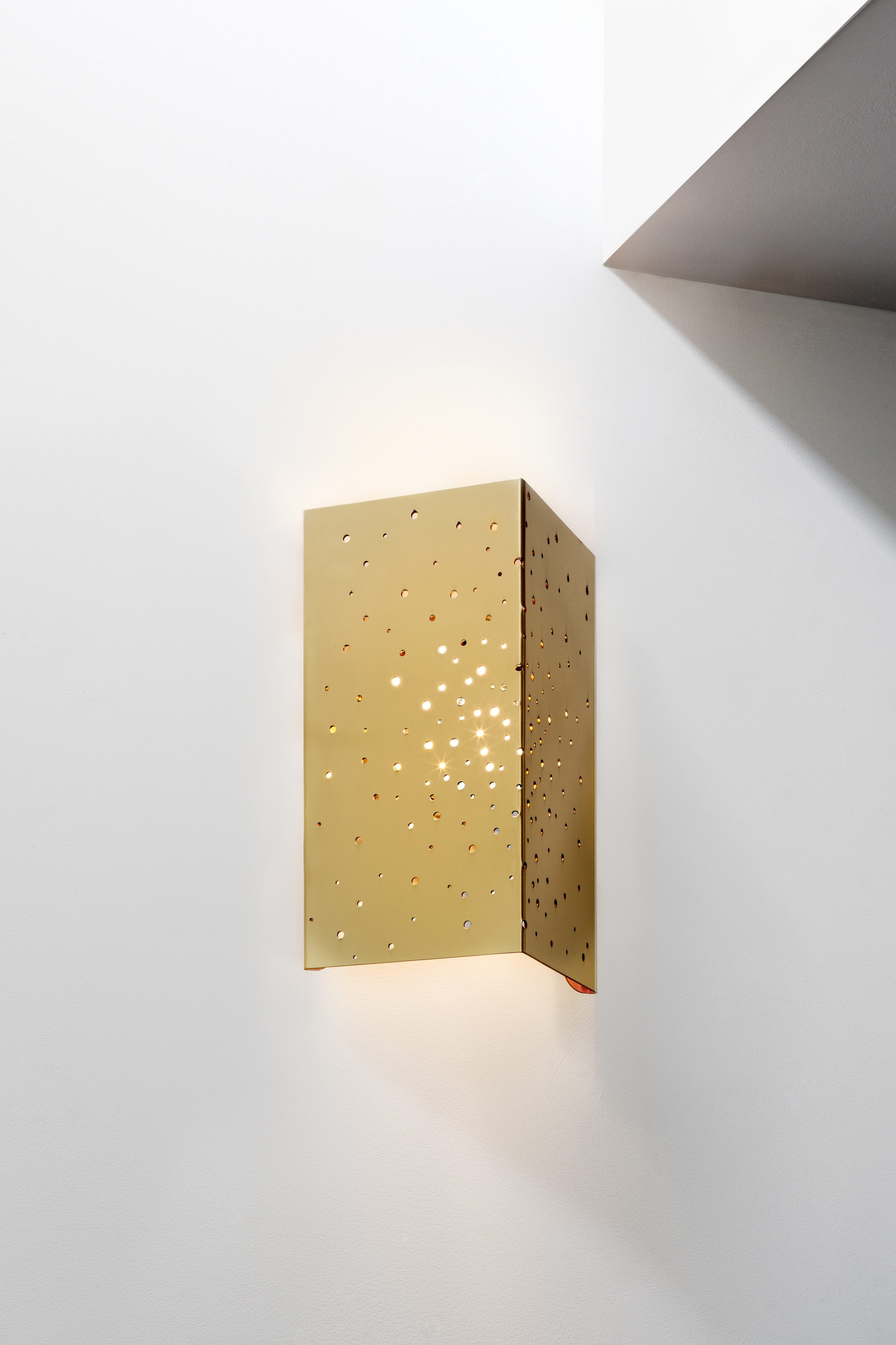 constellation wall light by