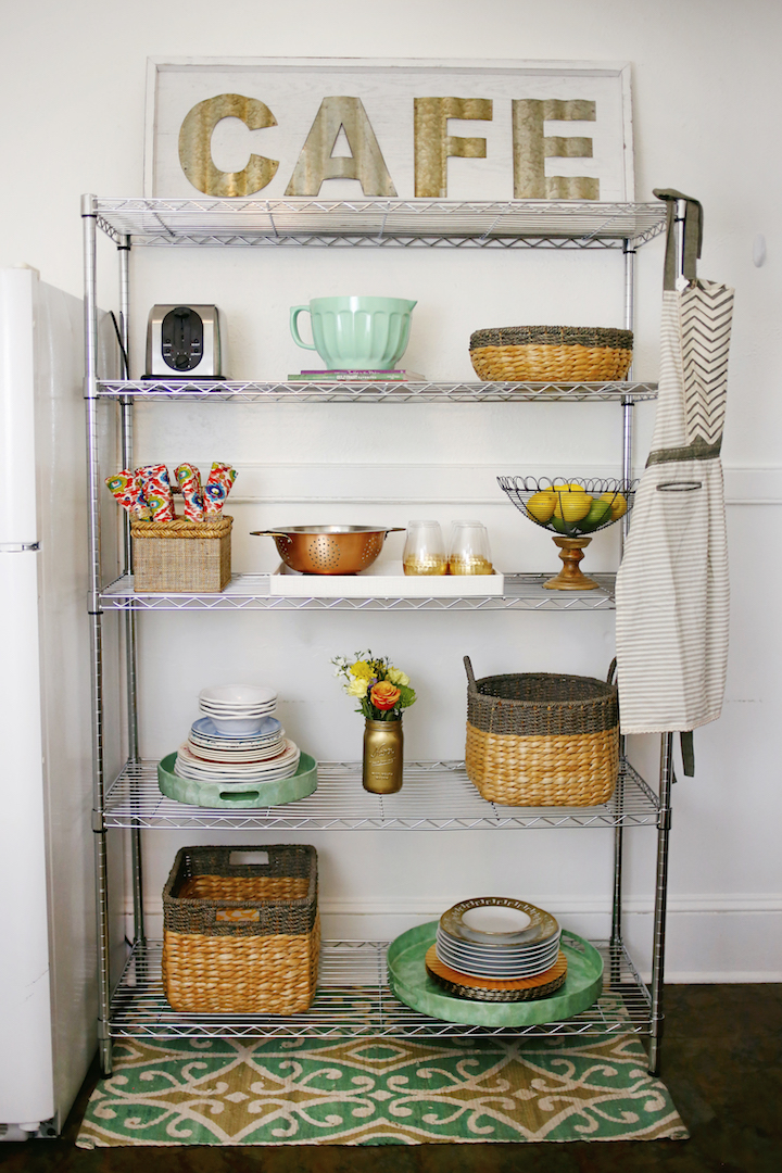 Storage Display Ideas For Small Spaces  Haute Off The Rack