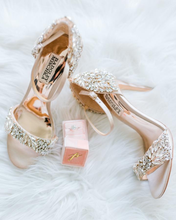 3 Inch Wedding Shoes : wedding, shoes, Wedding, Wednesday:, Shoes, Haute
