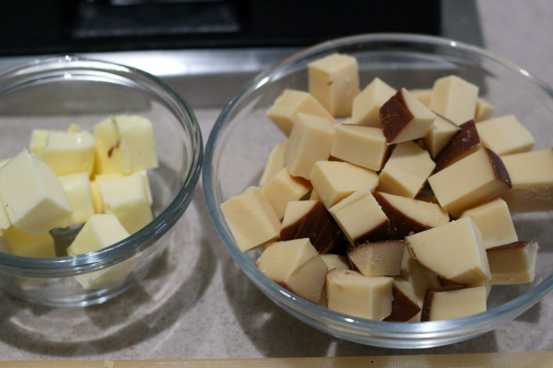 Cheese and Butter